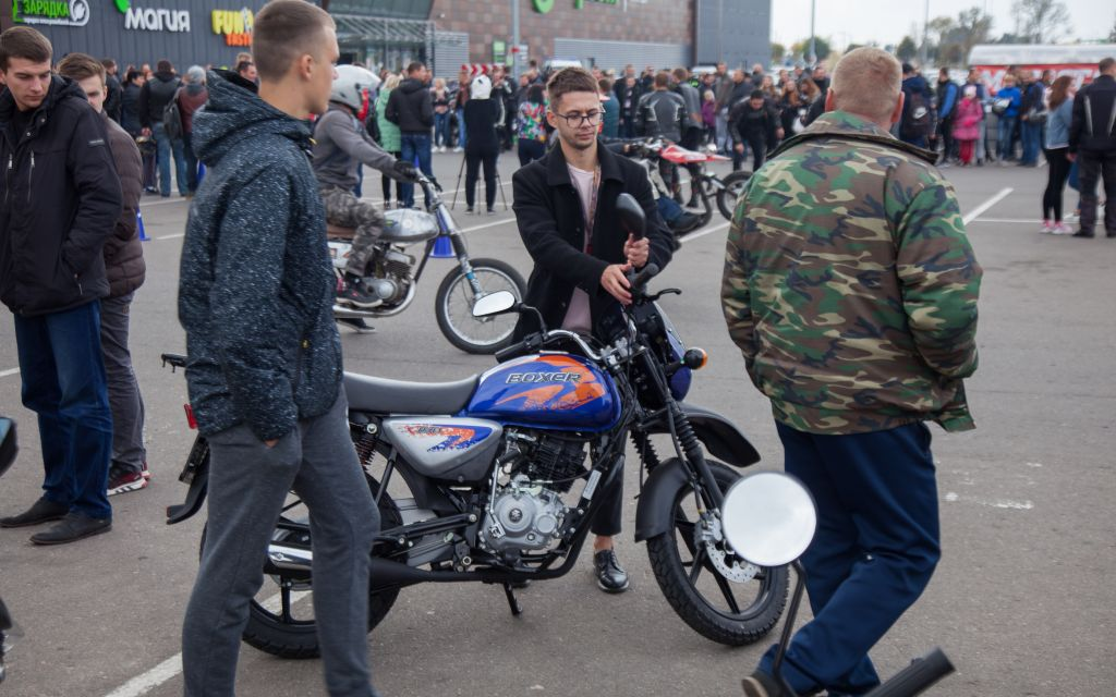 BAJAJ Festival of Speed Mogilev 23